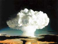 The human atom bomb