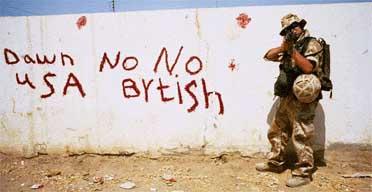 Fight war, not wars