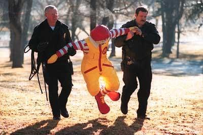 Rock'n'Roll McDonalds
